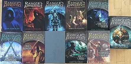 Ranger's Apprentice Hardcover Series Set by John Flanigan Books 1-10 plus Lost Stories