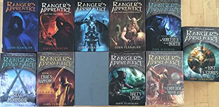 Ranger's Apprentice Hardcover Series Set by John Flanigan Books 1-10 plus Lost Stories