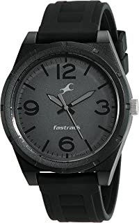 Fastrack Trendies Analog Black Dial Men's Watch-38040PP01