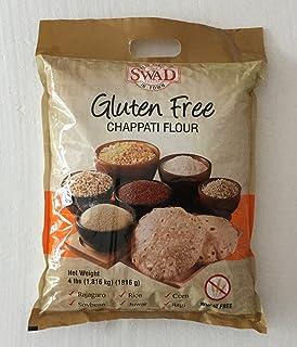 Swad Gluten Free, Wheat Free Multi-Grain Chappati Flour - 4 Lbs., 1.816 Kg
