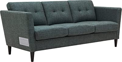 Amazon.com: Rivet Hawthorne Mid-Century Tufted Modern ...