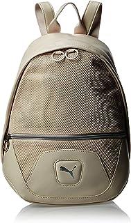بوما حقيبة ظهر كاجوال يومية للنساء ، بوليستر ، اوف وايت