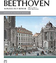 Best beethoven sonata no 1 Reviews