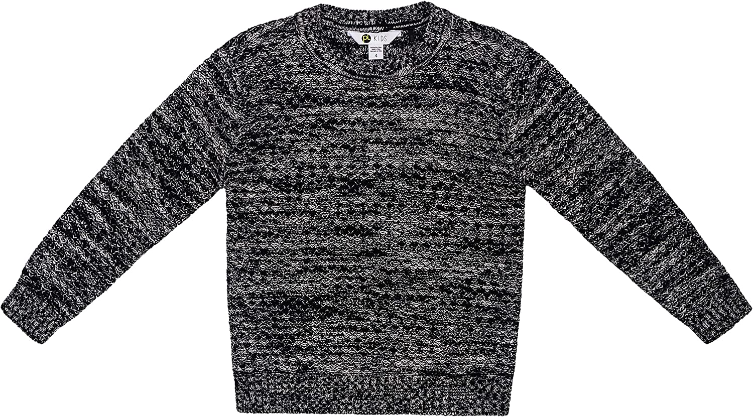 Petit Lem Big Sweater Top for Boys, Comfortable and Stylish