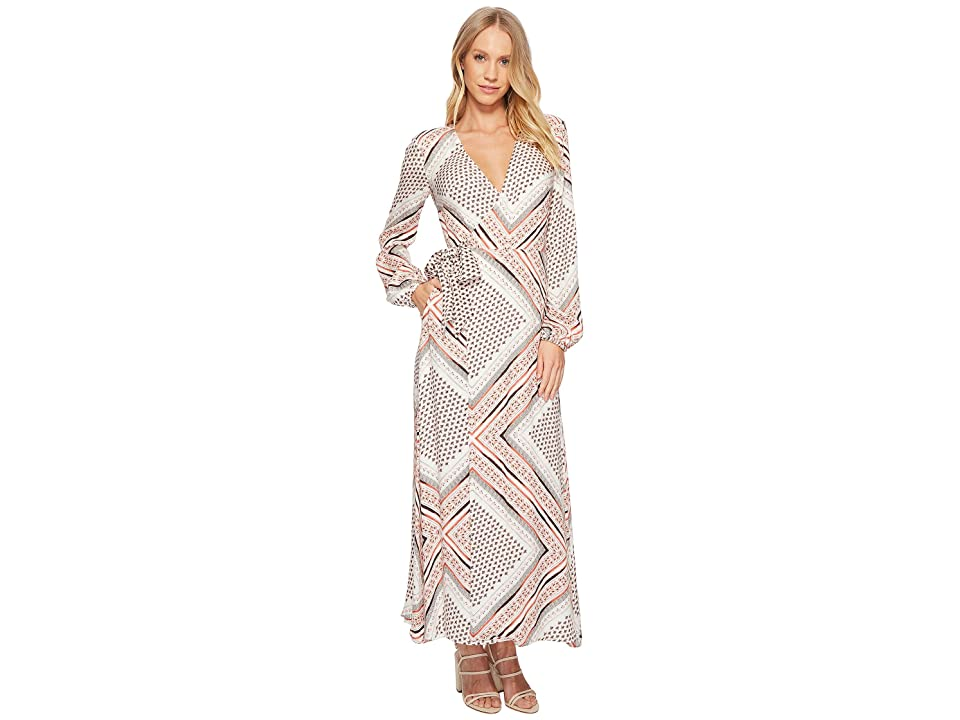 The Jetset Diaries Zissou Midi Dress (Print) Women
