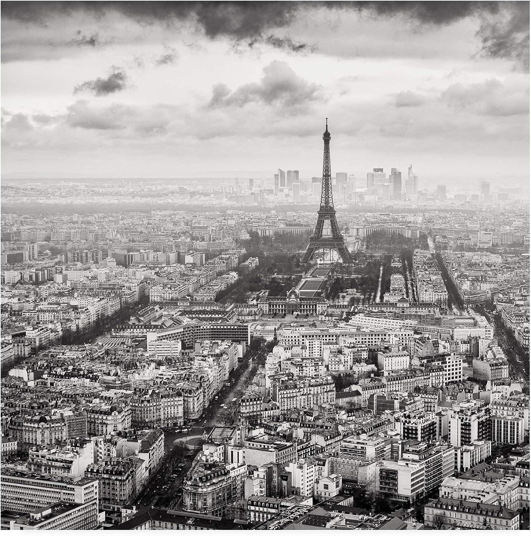 Trademark Fine Art Tour Eiffel Et La Defense by Wilco Drag, 14x14, Multiple