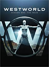 Westworld: The Complete First Season (BIL/DVD)