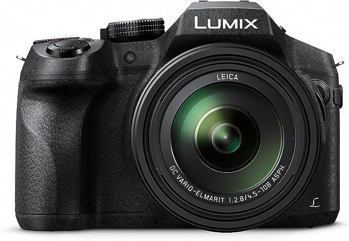 Fotocamera digitale panasonic lumix dmc-fz300 bridge super zoom 12.1 mpixel DMC-FZ300EGK