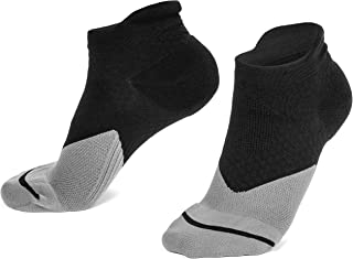 Plantar Fasciitis Unisex Compression Socks - Heel and Arch Support for Everyday Foot Pain & Swelling Relief - Large