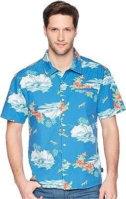 Bueller Short Sleeve Woven Shirt