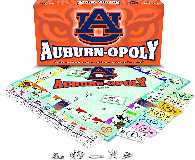 Late for the Sky Auburn University, Auburnopoly