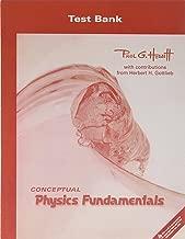 Conceptual Physics Fundamentals Test Bank
