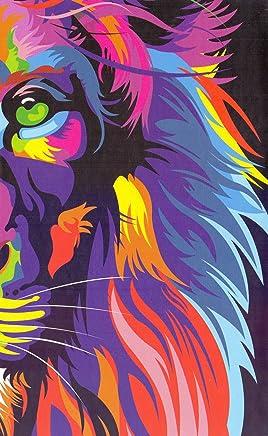 Bíblia NVT - Lion Color - ASU: Letra Grande