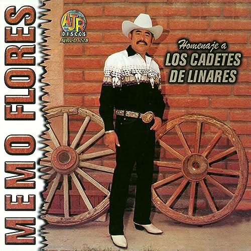 Amazon.com: Homenaje a los Cadetes de Linares: Memo Flores ...