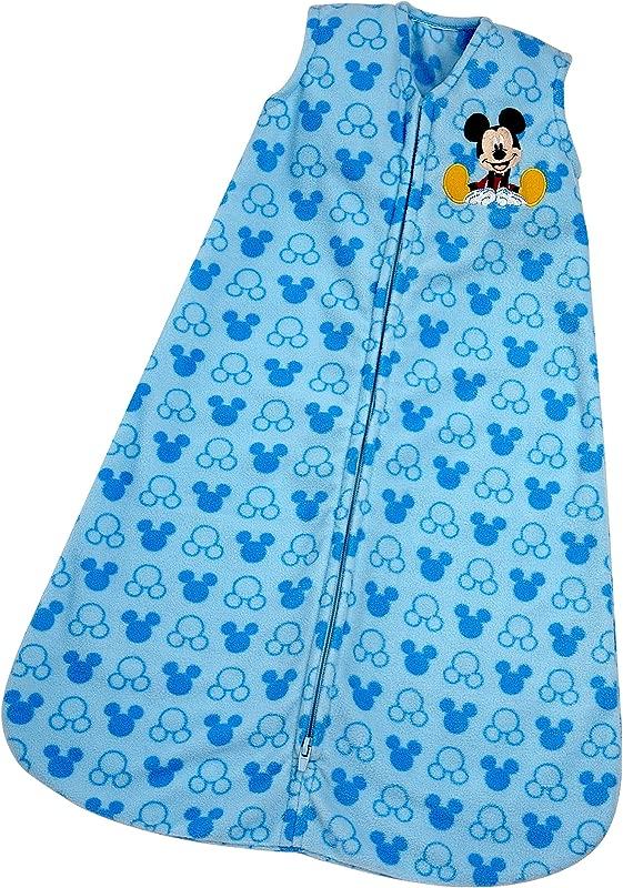 Disney Mickey Wearable Blanket Blue Medium