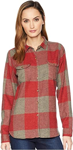 Eco Rich Twisted Rich Flannel Shirt II
