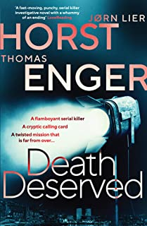 Death Deserved (Blix & Ramm) (English Edition)