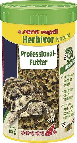 Sera - Reptil Professional - Nourriture pour reptiles herbivores - 85g