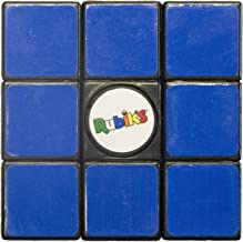 Rubik's Spin Block;Pocket-Size Fidget Spinner Cube,Twist & Turn Into Different Shapes,Fun to Hold,Easy to Spin,Easy to Sol...