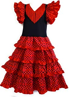 8071f2a86e7ea Amazon.fr   robe flamenco enfant