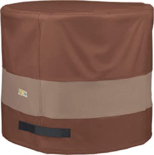 """Duck Covers Ultimate Round Air Conditioner Cover 32"""""""