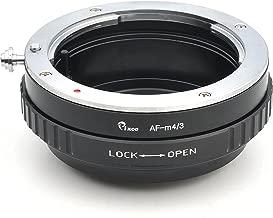 Pixco Lens Adapter for Minolta MA Sony to Micro 4/3 M4/3 Adapter LUMIX GX7 GF6 GH3 G5 GF5 GX1 GF3 G3 Olympus OM-D E-M1 E-M5 E-PL6 E-P5