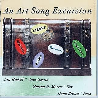 An Art Song Excursion