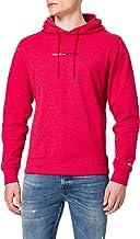 Tommy Jeans Heren TJM Straight Logo Hoodie Sport Jumper