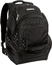 soho women's felt laptop backpack
