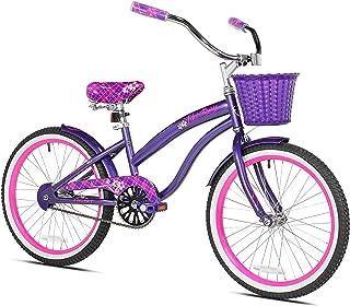 big girl on bike