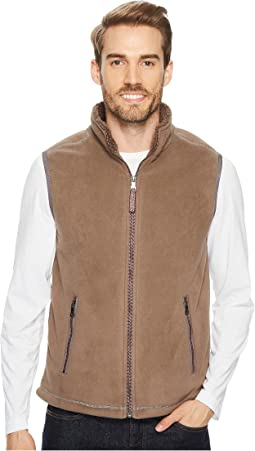 True Grit - Bonded Polar Fleece and Sherpa Zip Vest