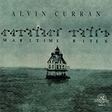alvin curran maritime rites