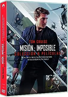 Pack: Misión Imposible - Temporadas 1-6 DVD
