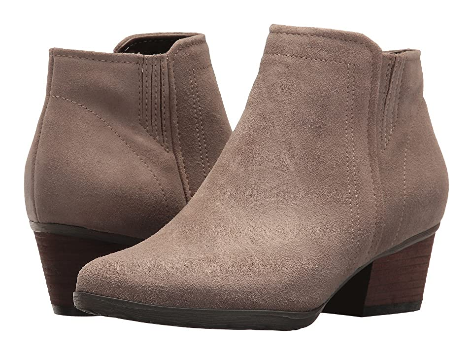Blondo Valli Waterproof Bootie (Mushroom Suede) Women