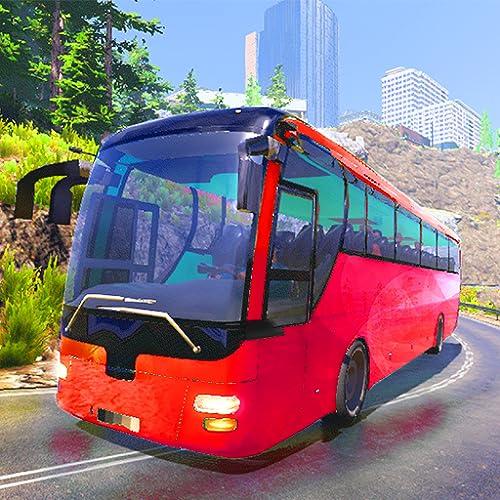 City Bus Driver Simulator: Kostenlose aufregende moderne Fahrzeuge Off-Road-Bus Fahrkünste und herausforderndes Spiel