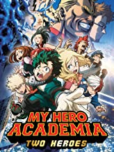 My Hero Academia: Two Heroes. (Original Japanese Version)