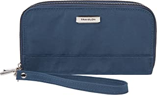 Travelon Travelon RFID Blocking Double Zip Wallet