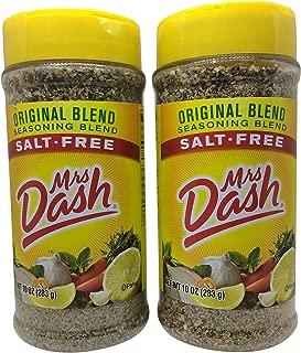Mrs. Dash Original Seasoning Blend 10 ounce (2 Pack)