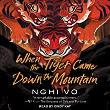 When the Tiger Came Down the Mountain: Singing Hills Cycle Series, Book 2