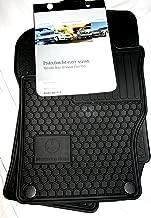 Genuine Mercedes-Benz Q6680686 - Rubber Floor Mats
