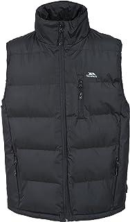Trespass Men's Clasp Padded Warm Gilet, Black, X-Large
