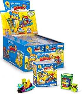 SuperZings Serie 2 Figuras, Colores Surtidos, PSZ2DD48IN00