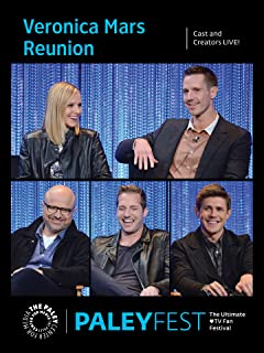 Veronica Mars Reunion: Cast and Creators Live at PALEYFEST