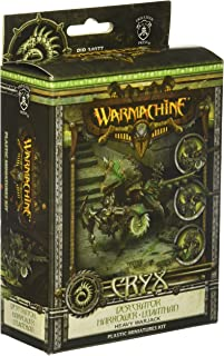 Privateer Press Warmachine - Cryx - Desecrator/Harrower/Leviathan Model Kit