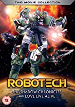 Robotech - The Shadow Chronicles & Love Live Alive TWO-MOVIE COLLECTION