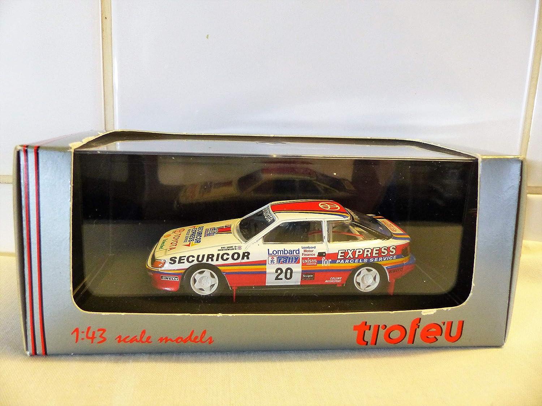 TROFEU TOYOTA CELICA GT4 RAC 80''SECURICOR model cars 1 43 metal