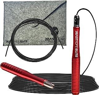 Beast Rope by Beast Gear – Speed springtouw voor fitness, conditionering en vetverlies. Ideaal voor crossfit, boksen, MMA,...