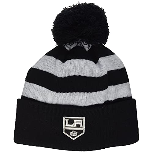 470f9d5cbcc NHL Youth Boys 8-20 Striped Out Knit Hat
