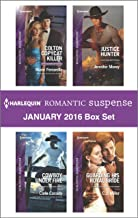 Harlequin Romantic Suspense January 2016 Box Set: An Anthology (The Coltons of Texas Book 1)