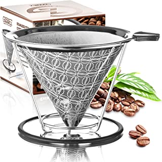 pour over filter coffee maker